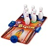 2 in 1 Multifunctional Electronic Bowling Game