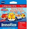 InnoTab Learning Cartridge- Go! Go! Smart Wheels Busy Day in Alphabet Town