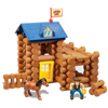 Lincoln Logs Horshoe Hill Station