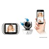 Motorola MBP853Connect Digital Video Baby Monitor with Wifi Internet Viewing