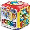 Sort & Discover Activity Cube