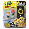Johnny Test Collectibles 4-Pack