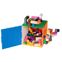 3D Play Set: The Cube & Creatorz