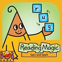 Bob Books Spin and Spell