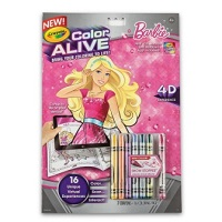 Tillywig toy children 39 s product awards color alive for Crayola color alive action coloring pages mythical creatures