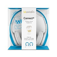 Connect+ Children's Wired Headphones