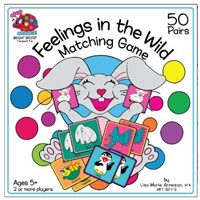 Feelings in the Wild Matching Game