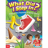 "Ideal ""What Did I Step In?"" Game"