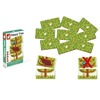 Janod Happy Tree Memory Game