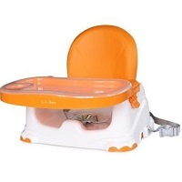 LA Baby 3 in 1 Rise High Foldable/Portable Booster Seat