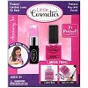 Little Cosmetics Pretend Nail Polish and Lipstick Accessory Set