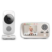 MBP667CONNECT Video Baby Monitor with Wi-Fi Internet Viewing