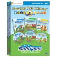 Meet the Math Facts - Levels 1, 2, and 3
