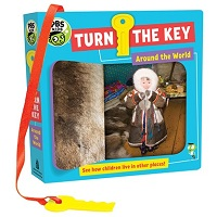 PBS KIDS Turn the Key: Around the World