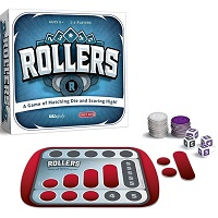 ROLLERS A Game of Matching Die and Scoring High