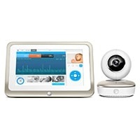 Smart Nursery 7 Portable Wi-Fi Video Baby Monitor